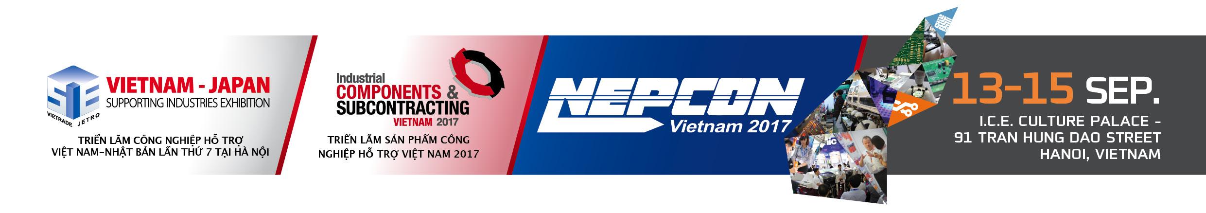 NEPCON Vietnam 2017